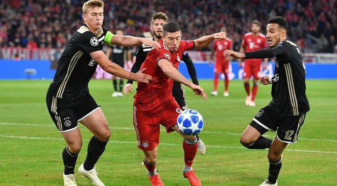 Лига чемпионов футбол 2 бавария бенфика