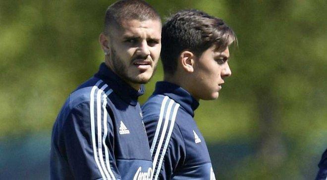 Сампаолі зізнався, чому не включив Ікарді в заявку Аргентини на ЧС-2018