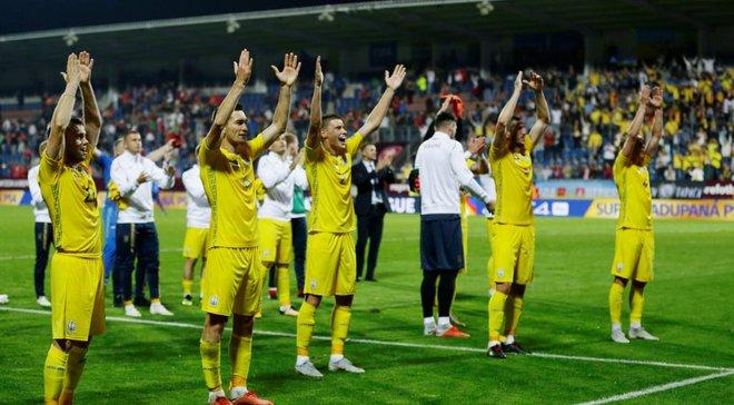 УЕФА увеличил премии участникам Лиги наций – Украина заработает 1,5 млн евро и может удвоить эту сумму