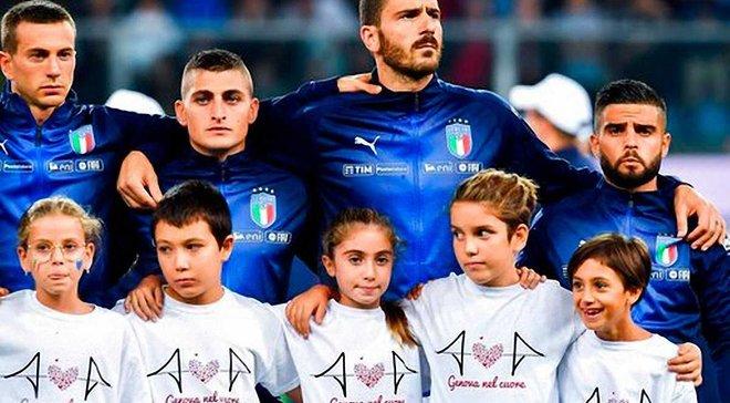 """Італія – Україна: """"Скуадра Адзурра"""" не перемагає вдома 5 матчів поспіль вперше з 1925 року"""