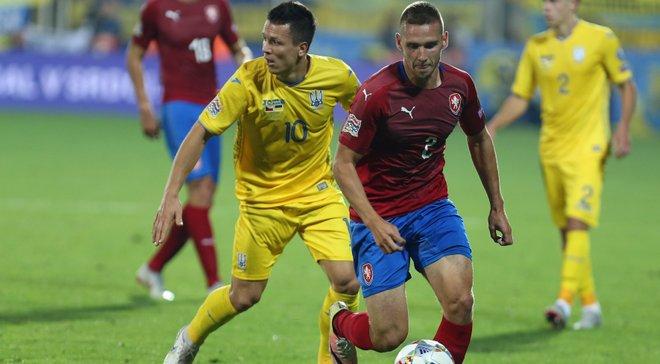 Украина – Чехия – 1:0 – видео гола и обзор матча