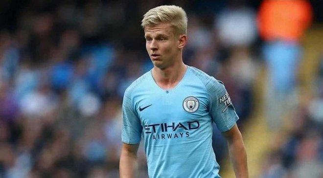 Скаут: Наполі двічі хотів придбати Зінченка, але не зміг домовитись з Манчестер Сіті