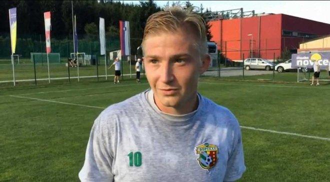 Кулач впервые вызван в сборную Украины – форвард заменит травмированного Кравца