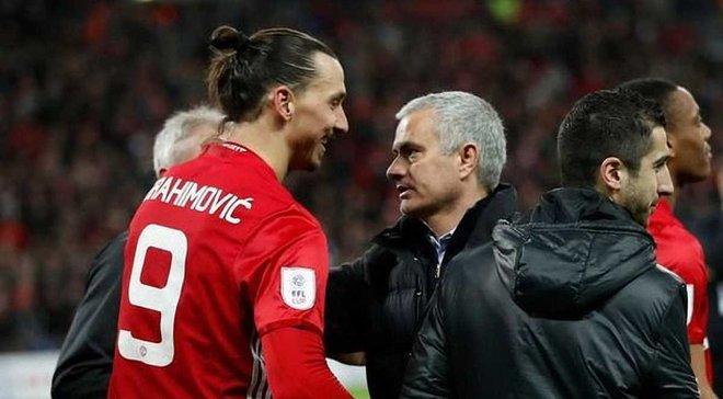 Ибрагимович может вернуться в Манчестер Юнайтед