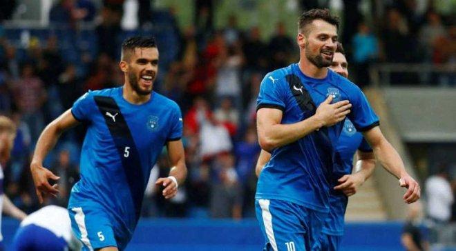 Лига наций: Косово уверенно победило Мальту, Азербайджан на выезде разгромил Фарерские острова
