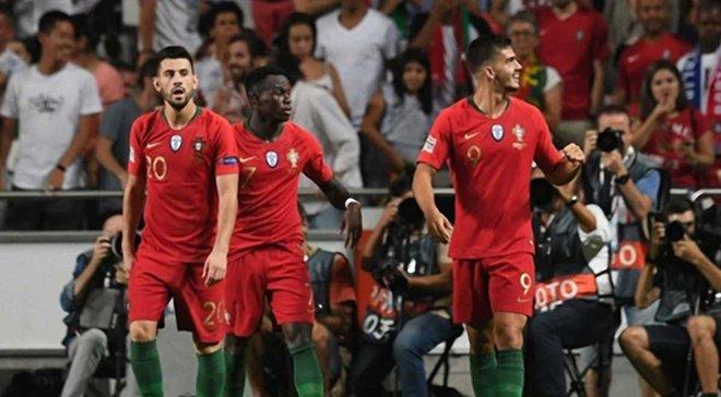 Головні новини футболу 11 жовтня: Португалія обіграла Польщу, Франція феєрично врятувала нічию в спарингу з Ісландією