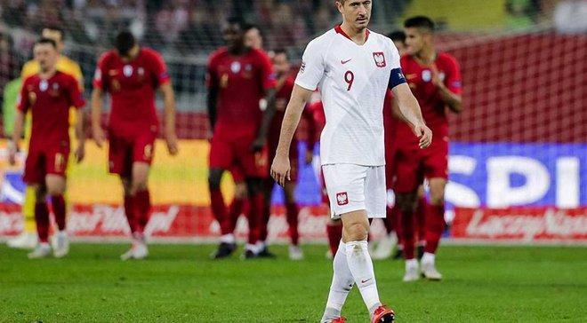 Польща – Португалія – 2:3 – відео голів та огляд матчу