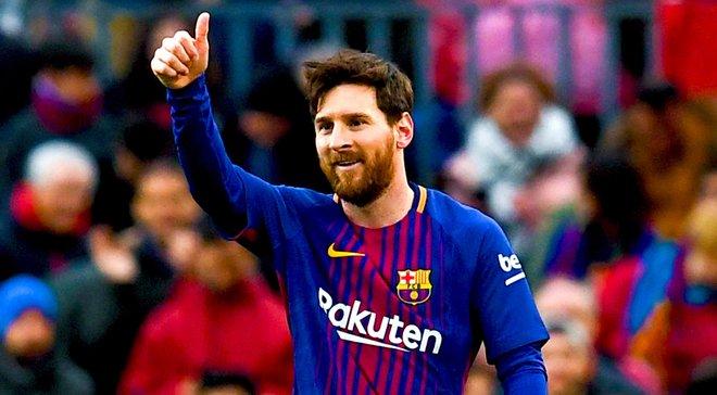 Месси дал, возможно, самый необычный автограф в своей жизни – фанатизм дня от болельщика Барселоны