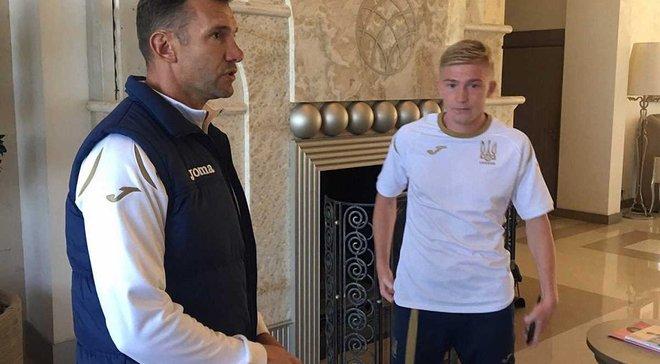 Кулач: Мне до сих пор не верится, что меня вызвали в сборную Украины
