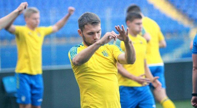 Караваев приоткрыл план сборной Украины на матч против Чехии