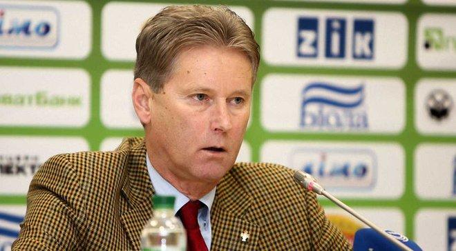 Буряк: Не думаю, что Кулач – это спасение для сборной Украины