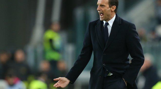 Манчестер Юнайтед заинтересован в приглашении Аллегри на пост главного тренера
