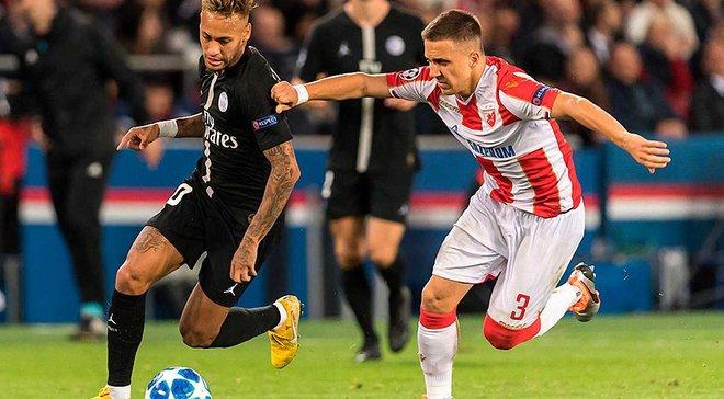 ПСЖ и Црвена Звезда прокомментировали информацию о якобы договорном матче в Лиге чемпионов