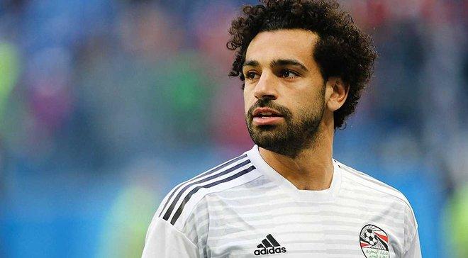 Салах забив феєричний гол за збірну Єгипту ударом з кутового
