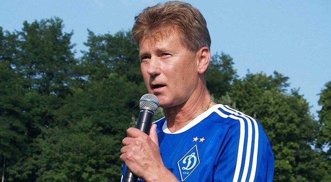 Україна – Чехія: Буряк зробив прогноз на матч