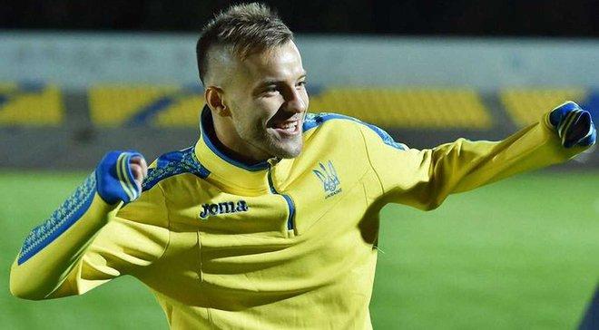 Ярмоленко: Могу сказать, что готов сыграть с Чехией