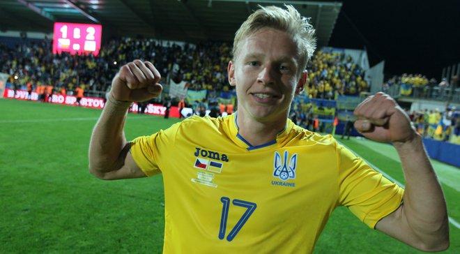Зинченко: В Харькове всегда приятно играть, надеюсь, матч с Чехией не будет исключением