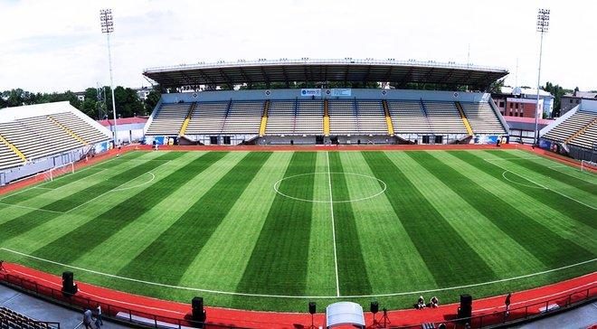 Финал Кубка Украины состоится в Запорожье