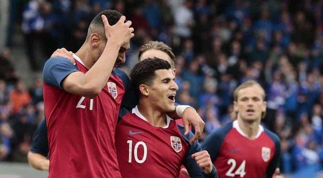 Ліга націй: Гібралтар здобув історичну перемогу, Канкава допоміг Грузії розгромити Андорру