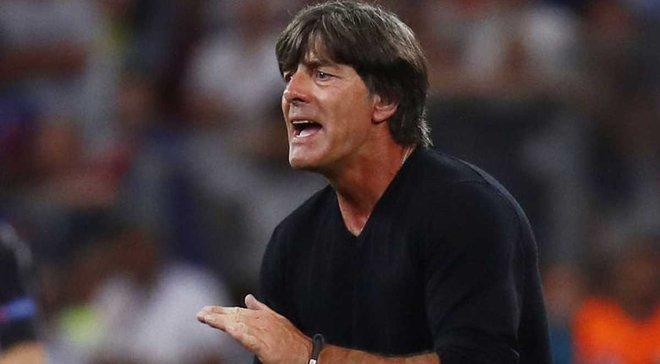 Лёв установил рекорд по количеству матчей во главе сборной Германии