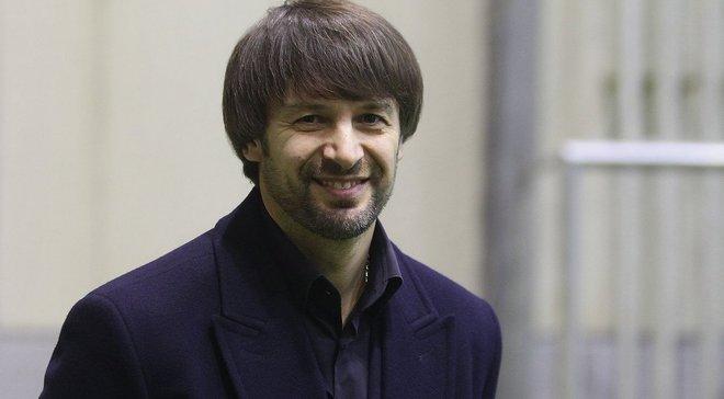 Шовковский спел на посвящении в сборной Украины песню советской артистки