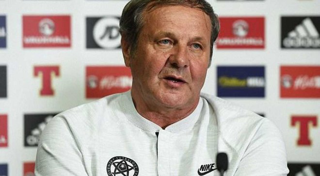 Козак: Нам все одно, якщо Словаччина посяде третє місце в групі Ліги націй