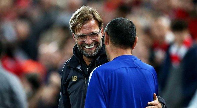 Саррі: Ліверпуль програвав, а Клопп був веселий та згодом обійняв мене, це стерло смуток через гол Старріджа