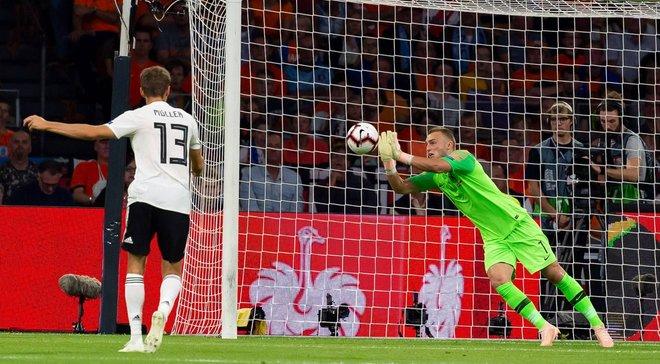 Нідерланди – Німеччина – 3:0 – відео голів та огляд матчу