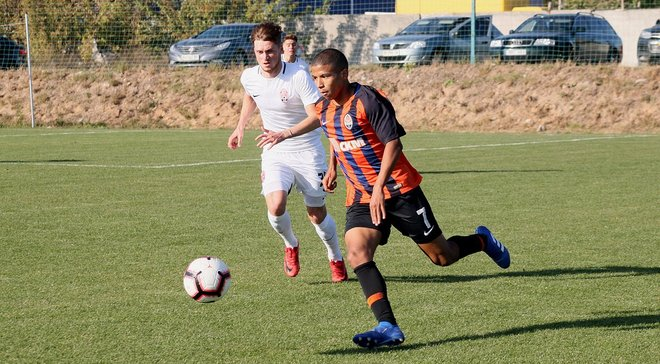 Сиприано сыграл за Бразилию U-20