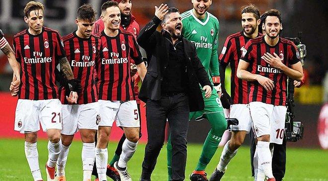Милан не собирается увольнять Гаттузо