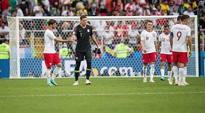 Польша стала первой сборной в истории Лиги наций, которая вылетела в низший дивизион