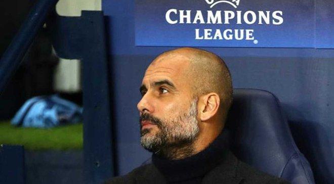 """""""Історія показує, що півфінал– це максимум"""", – Гвардіола оцінив шанси Манчестер Сіті на перемогу в Лізі чемпіонів"""