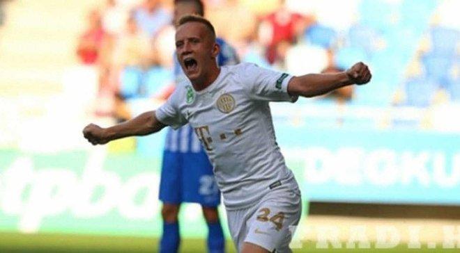 Петряк сподівається стати повноцінним гравцем Ференцвароша