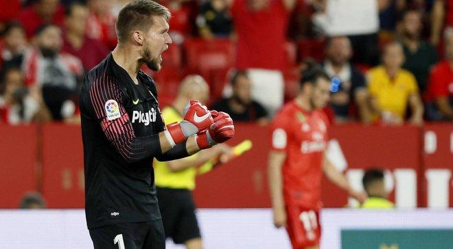 Томаш Вацлик – возможно, последний барьер сборной Украины в Лиге наций: он остановил Реал после семейной драмы