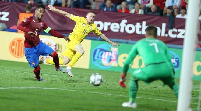 Україна – Чехія: прогноз на матч Ліги націй