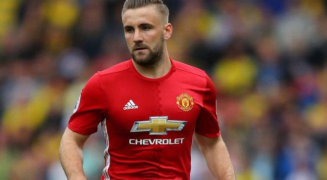 Шоу ведет переговоры о новом контракте с Манчестер Юнайтед