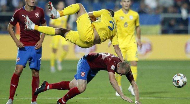 Україна – Чехія: онлайн-трансляція матчу Ліги націй – як це було