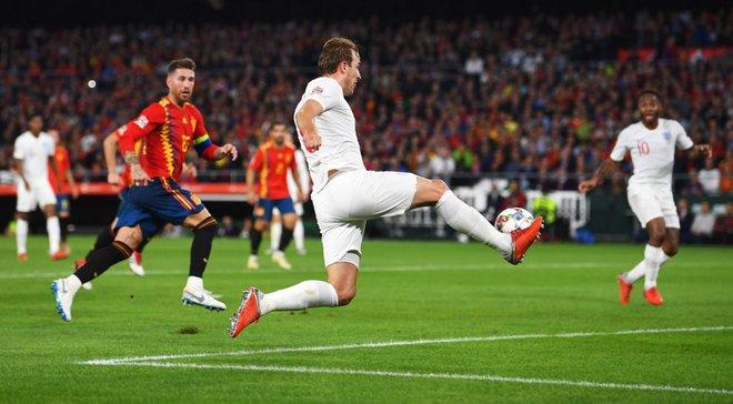Главные новости футбола 15 октября: Англия на выезде одолела Испанию, сборная Украины готовится к важной игре Лиги наций