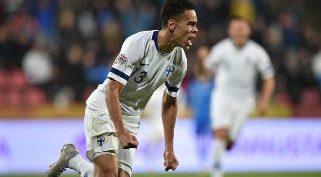 Фінляндія – Греція – 2:0  – відео голів та огляд матчу
