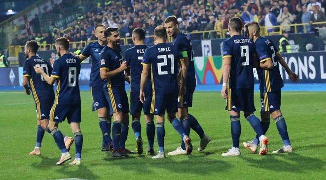 Боснія і Герцеговина – Північна Ірландія – 2:0 – відео голів і огляд матчу