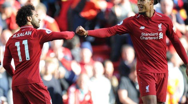 Салах і ще 2 травмовані гравці Ліверпуля будуть готові до найближчого матчу АПЛ
