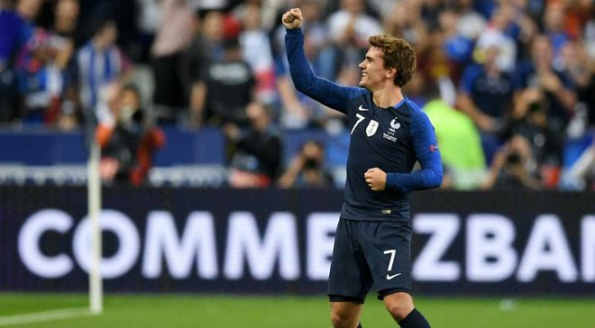 Ліга націй: Франція здобула вольову перемогу над Німеччиною завдяки дублю Грізманна