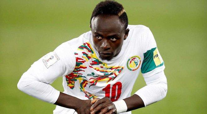 Мане получил досадную травму в расположении сборной Сенегала