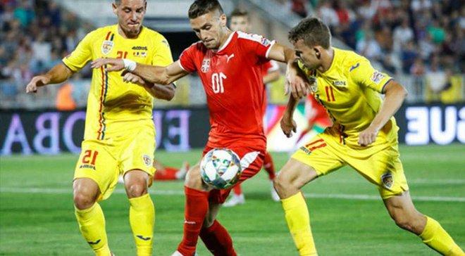 УЄФА звинувачує вболівальників Румунії в расизмі