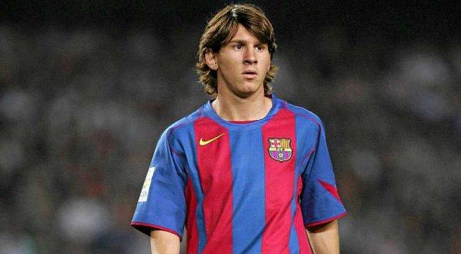 Мессі рівно 14 років тому дебютував за Барселону – ретро дня
