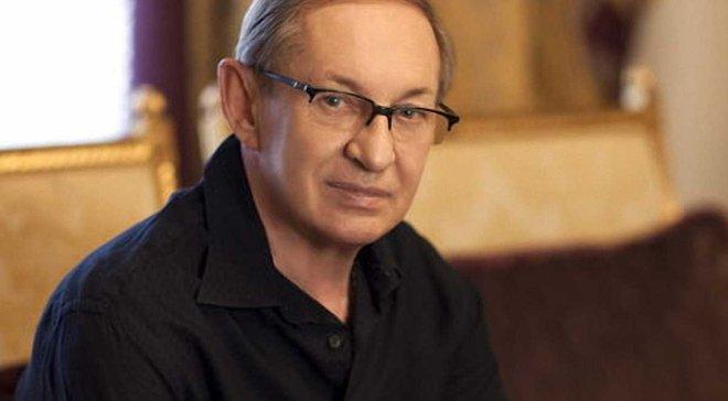 Григорій Суркіс: Кадри кінохроніки не можуть передати всієї глибини таланту Базилевича