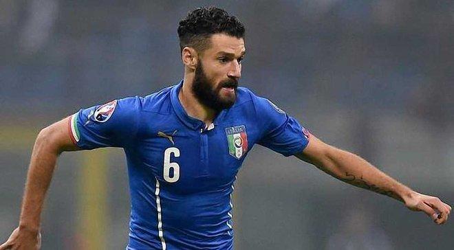 Кандрева хоче покинути Інтер через збірну Італії