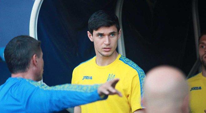 Яремчук засмучений через власні промахи у матчах за збірну