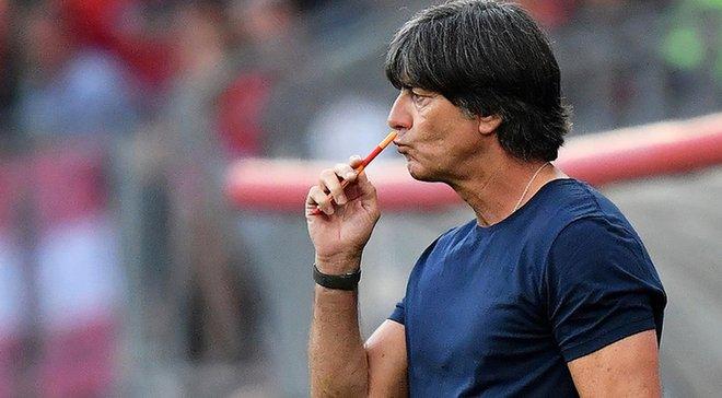 Лёв объяснил причины очередного фиаско сборной Германии после матча с Францией