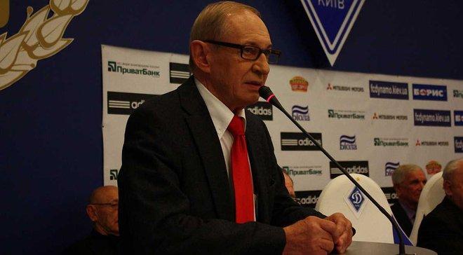 Прощание с Базилевичем состоится завтра на НСК Олимпийский